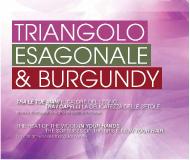 Maestri Triangolo Burgundy Image
