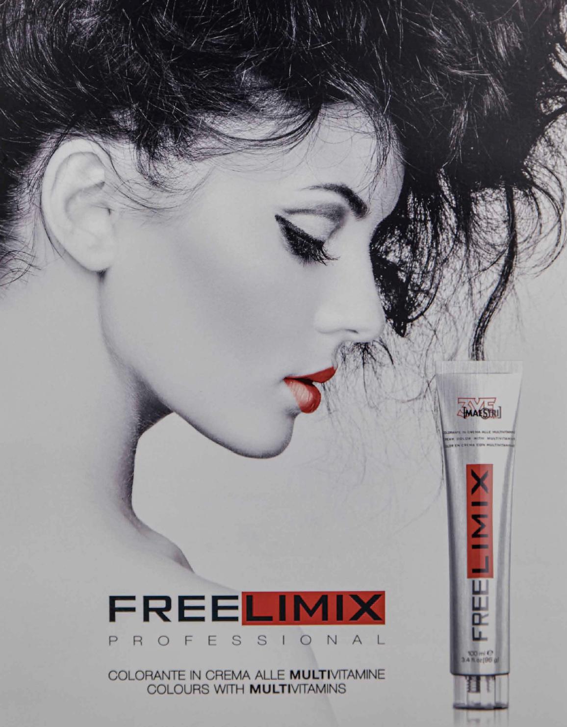 Freelimix Hair Color Chart Image